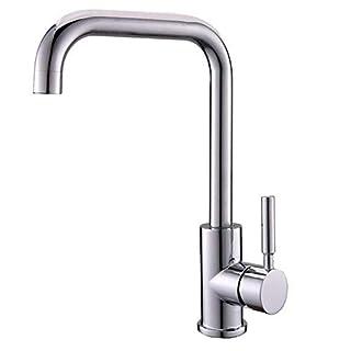 Küche Bad Wasserhahnantikes Badezimmer Ausgezeichnetes Preis-Leistungs-Verhältnis Und Verwendung Einhand-Loch, Gebürstet