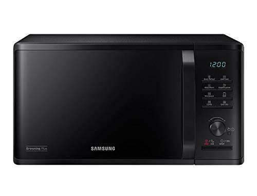 Samsung MG23K3515AK Grill MWO with Quick Defrost (23L)