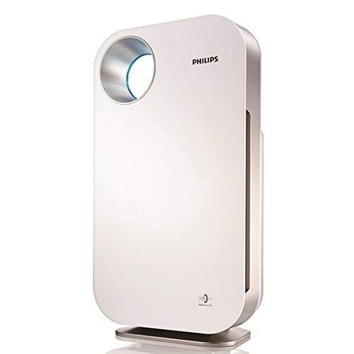 Philips AC4072/11 Luftreiniger (für Allergiker, bis zu 55m², CADR 236m³/h, AeraSense Sensor) weiß