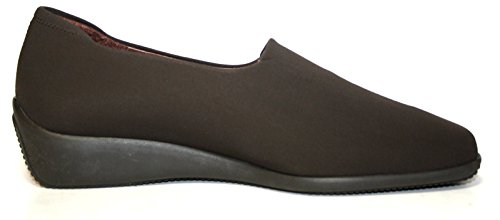 Theresia muck capri-chaussures pour femme Marron - Mocca