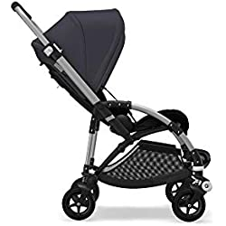 Bugaboo Bee5 ALUMINIUM/BLACK/STEEL BLUE