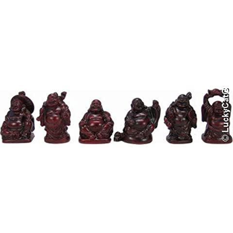 Juego de Buddhas Miniatura