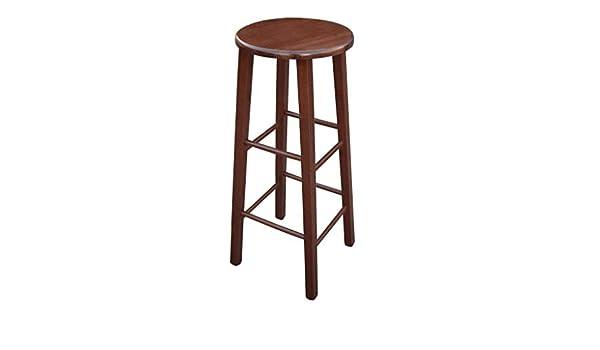 Okaffarefatto maddaloni sgabello sedia in legno massello con