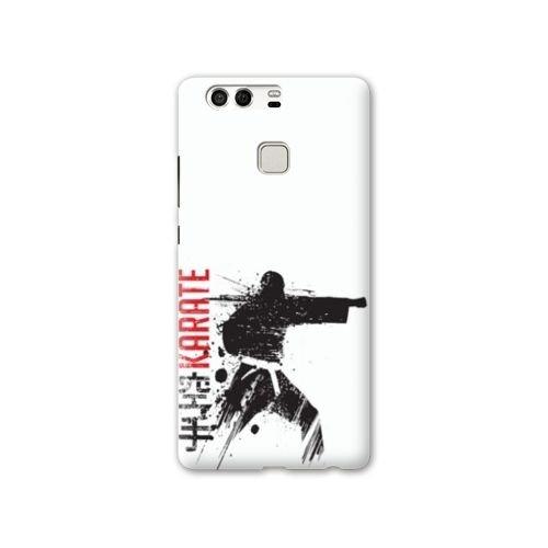 Case Schale Huawei P8 Lite (Version 2017) Sport Combat - Karate White