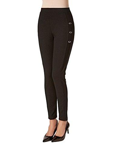 JANIRA Leggings Mujer tachuelas color negro talla