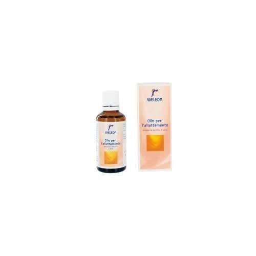 weleda - huile de massage weleda allaitem
