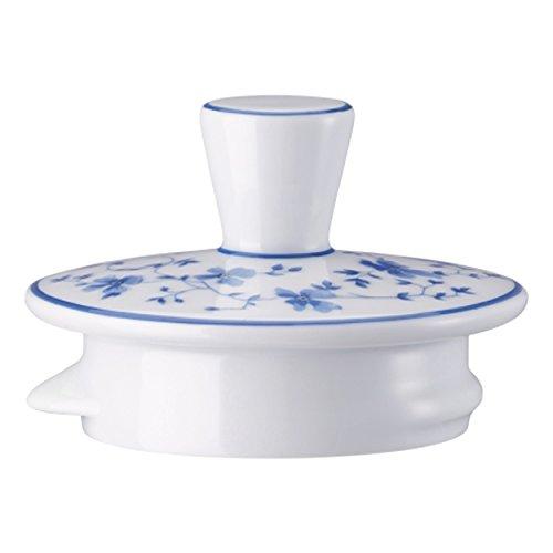 Rosenthal Arzberg - Form 1382 - Deckel zu Teekanne 6 P. - Blaublüten - Porzellan