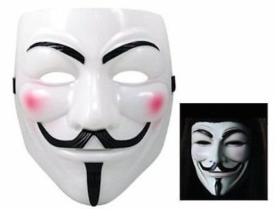 Virtuemart Mascara V Vendetta Disfraces Carnaval Halloween