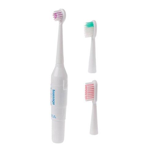 Manyo Kinder Professionelle Mundpflege Saubere Elektrische Zähne Pinsel Power Baby Zahnbürste - Power Zahnbürste 1 Pinsel