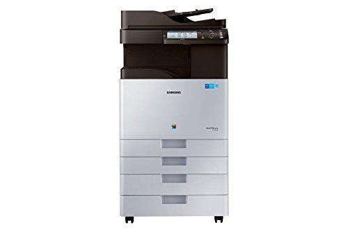 Samsung SL-X3280NR Laser A3 Negro, Color blanco multifuncional - Impresora multifunción
