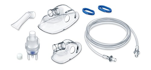 Beurer IH 18 Yearpack - Zubehör zum Inhalator mit Kompressor-Drucklufttechnologie, weiß