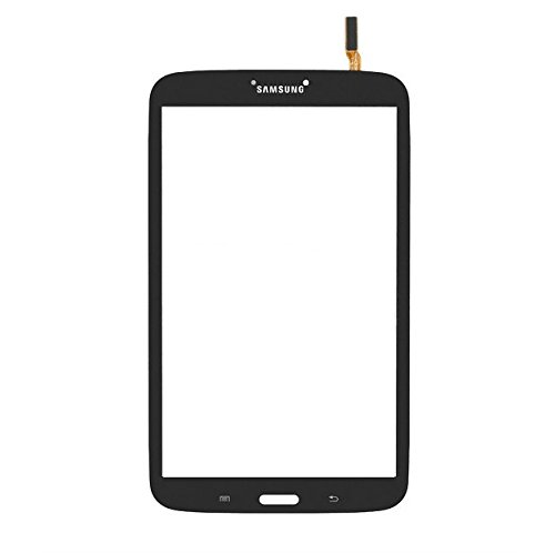Handyteile24 ✅ Samsung Galaxy Tab 3 SM T310 Touchscreen Touch Digitizer Glas Schwarz