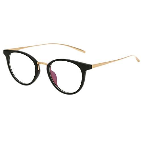 KKY-Enter Blaues Licht, das Gläser blockiert Schutzbrillen für Computer/Telefon Besserer Schlaf [Anti-Augenermüdung] Brillenmode für Männer (Farbe : B)