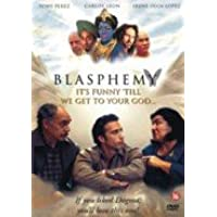 Blasphemy [ 2003 ] by Tony Perez