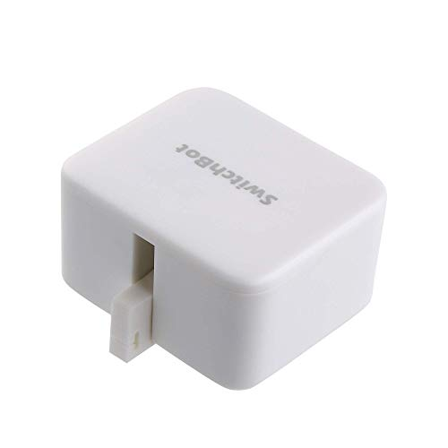 SwitchBot - Accende/Spegne Meccanicamente Qualsiasi Interruttore e Pulsante Attivo, Programmabile Tramite Timer,...