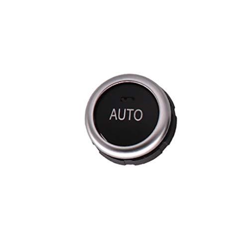 Demino 61319393931 Kit de Boutons de climatisation ABS pour BMW F10/F18/F07/F1/F16