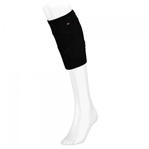 Tommy Hilfiger Legwarmer Stulpen Fashion CUFF Damen one size FARBWAHL, Grösse:ONE SIZE;Farbe:schwarz