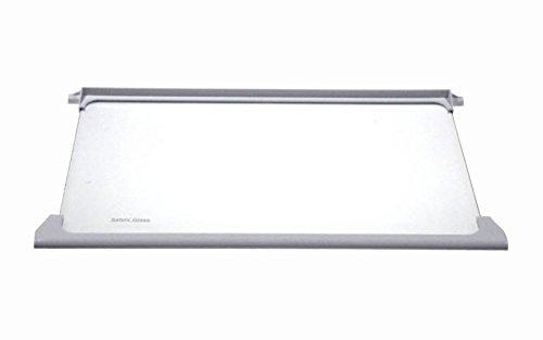 Bandeja de cristal con marco para frigorífico de la marca Beko, Número de pieza original:...