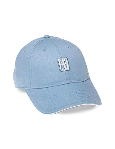 Imagen de grimey  ashe curved visor cap ss18 light blue strapback alternativa