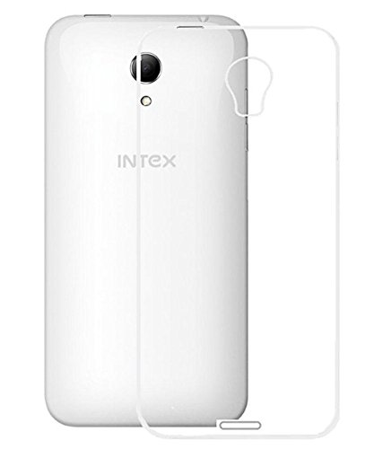 Back cover for Intex Aqua Q7  available at amazon for Rs.119