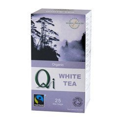 by Qi Qi Organic White Tea 25 Bag