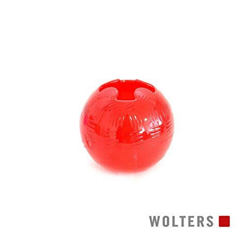 Wolters Spielball Gr. S Bite-Me Strong rot