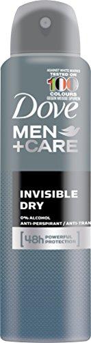 Dove Men+Care Deospray Invisible Dry Anti-Transpirant, 150 ml
