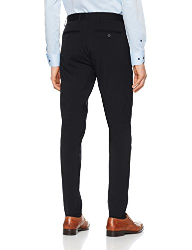 Casual Friday Herren Anzughose Schwarz (Black 50003)
