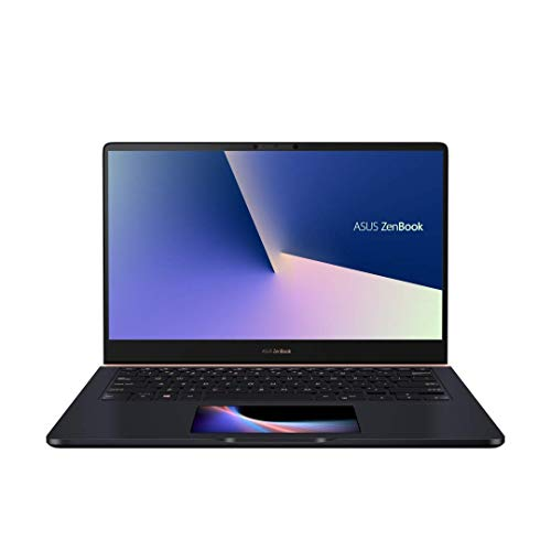 "Asus Zenbook UX480FD-BE027T Ultrabook 14"" Bleu nuit (Intel Core i7, 8 Go de RAM, SSD 256 Go, Nvidia GeForce GTX1050 avec 4 Go, Windows 10) Clavier AZERTY Français [Ancien Modèle]"