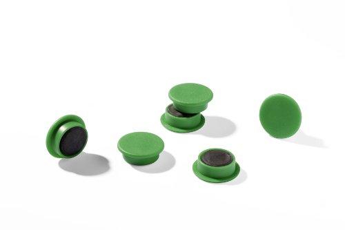 Preisvergleich Produktbild Durable 475505 Magnete (Industrieverpackung,  37 mm,  3000p) 20 Stück grün