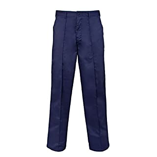 ST Workwear 18 ANF Basic Regular Hosen, Marineblau, 56R