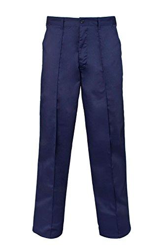 ST Workwear 18bnc Basic Regular Hosen, Marineblau, Abfalltonne