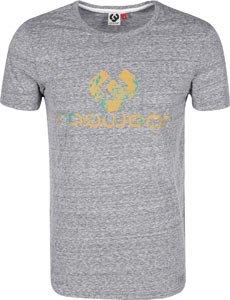 Ragwear City T-Shirt Grau Meliert
