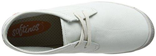 SoftinosIndira - Scarpe da Ginnastica Alte donna White (White)