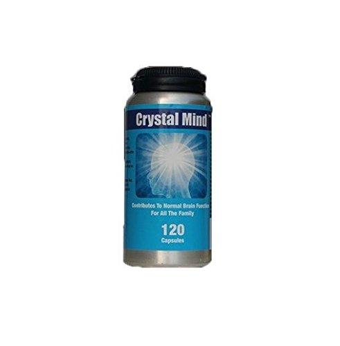 Crystal Mind 120 Capsules