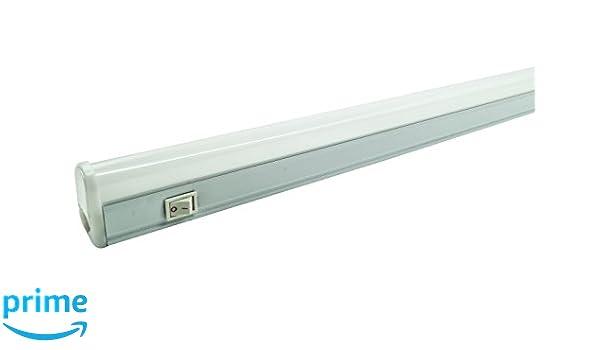Plafoniere Neon Con Interruttore : Neon plafoniera w cm luce fredda t ip sottopensile