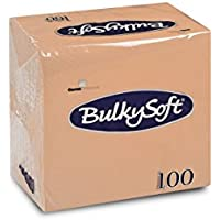 Bulky Soft BS de 32036 Servilletas pliegue 1/4, 2 capas, 24 cm