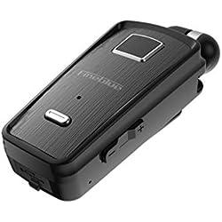 Ecouteurs Bluetooth,écouteurs de Sport Bluetooth avec Microphone Casque Stéréo HD étanche Sweatproof à-Oreille Exécution des Casques de Sports antibruit,Oreillette sans Fil, écouteurs Intra-Auricul
