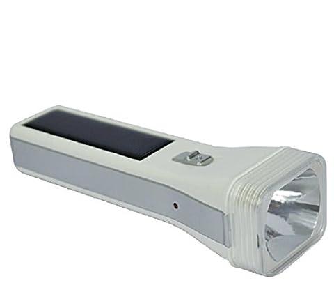GJY LED LAMPE DE POCHELampe De Poche Rechargeable Solaire Rechargeable Lampe De Poche Rechargeable