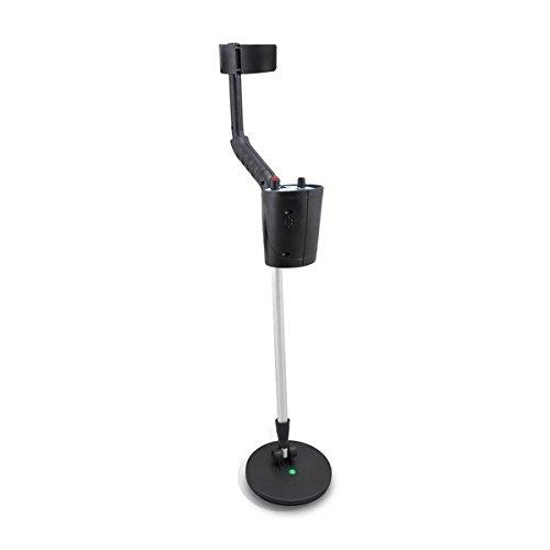 Pyle Schatzsucher 2000 Metalldetektor mit Einstellung der Empfindlichkeit und Diskriminierung, PHMD2