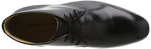 Steptronic Fortune, Boots homme Noir (Black)