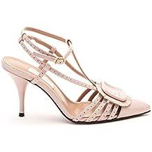 79f581dc2 L autre Chose Mujer LDJ01785CP26158047 Rosa Cuero Zapatos De Tacón