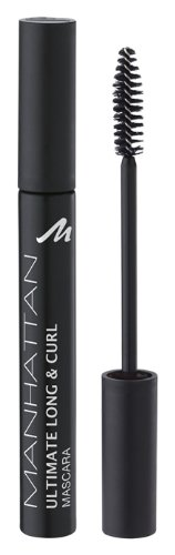 Manhattan 14470 Ultimate Long und Curl Mascara, black, 1 Stück