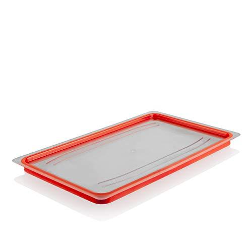 Saro 420-1055 Deckel mit Dichtung fur 1/2 GN Gastronormbehälter