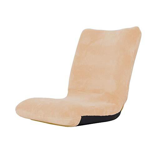 WGXX Klappstuhl Sofa Liege Bett Fußboden Stuhl Faltbar Zurück Unterstützung Sitzung Meditation Lesen (Farbe : T5) -