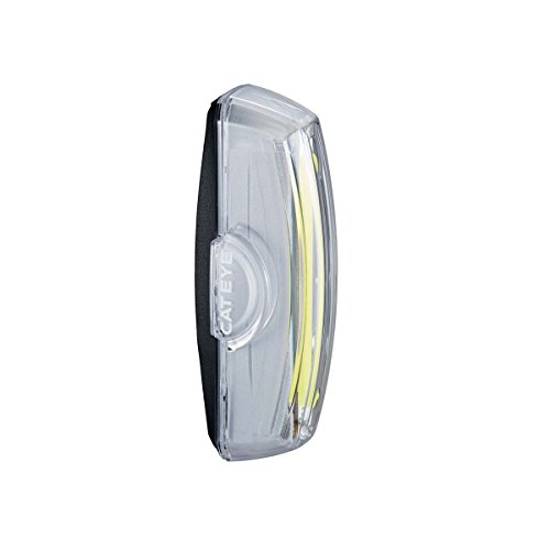 CatEye Rapid X Front RC Cycling Lights and Reflectors - White