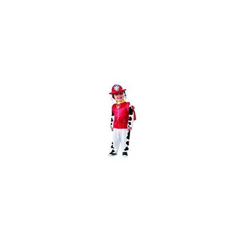 Imagen de patrulla canina  disfraz marshall, 3 4 años rubies 610501 s