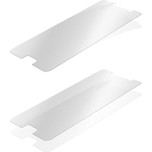 2 x Apple iPhone 4S Pellicola Protettiva Vetro Temperato chiaro - PhoneNatic Pellicole Protettive