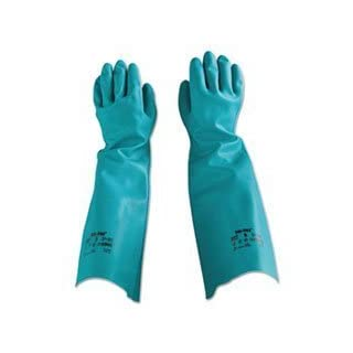 Ansellpro Sol-Vex Nitrile Gloves, Size 9 (ANS371859) by Ansellpro
