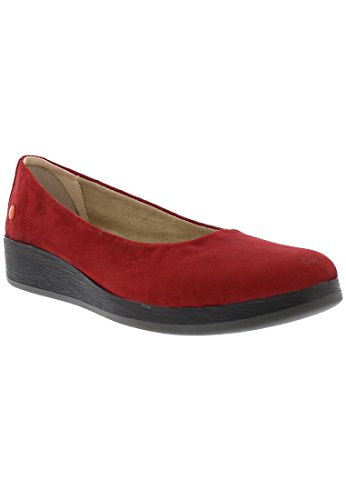 Chaussure Rouge P900414006 Softinos Asa414sof Gris